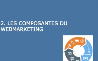 composantes webmarketing un baobab sur la colline
