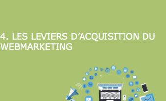 Leviers d'acquisition du webmarketing