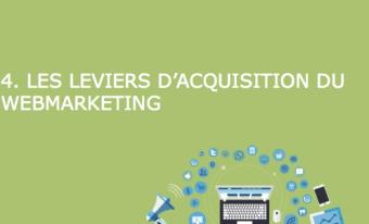 Leviers d'acquisition du webmarketing UN bAOBAB SUR LA COLLINE